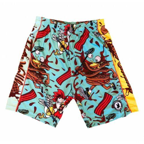 Flow Society/'s Boys Chicken /& Waffles Shorts