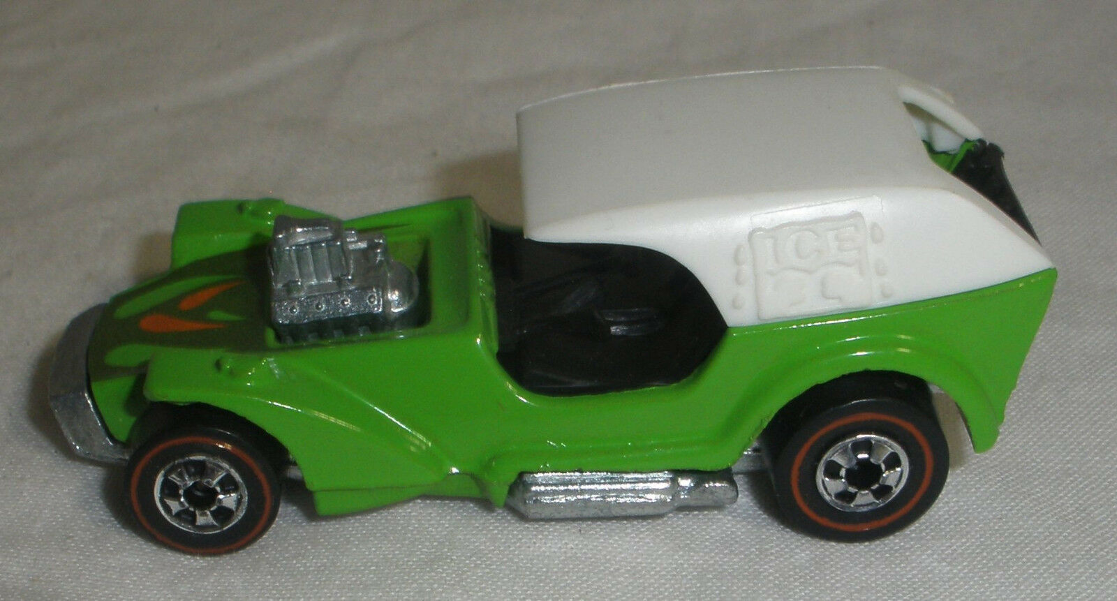 Hot Wheels rotline Ice T Collectors Quality Condition
