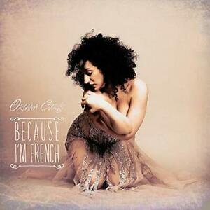 Oriana-CURLS-because-I-039-m-French-CD-NUOVO