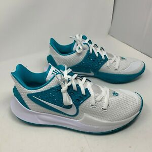 Nike Kyrie Low 2 TB Promo  Men's Sz 14 Rapid Teal White CN9827 105 NO BOX LID