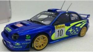 TOP-MARQUES-037A-037AB-037AD-SUBARU-IMPREZA-model-cars-race-plain-versions-1-18