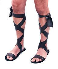 Roman Sandals Julius Ceasar Gladiator Toga Party Fancy Dress