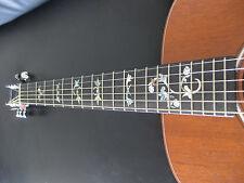 Near Mint Taylor GS Mini Mahogany Cindy Inlays ES-Go Acoustic Electric Guitar