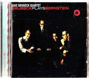 The-Dave-Brubeck-Quartet-Plays-Bernstein-CD-Desmond-Wright-Morello-Bonus-Album
