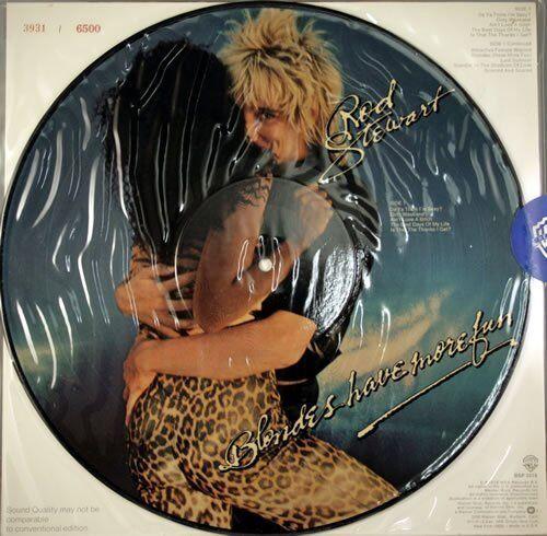 Blondes Have More Fun Remaster Lp By Rod Stewart