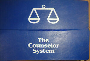The Counselor System, by Windjammer Software, 1984. Law office management - IBM