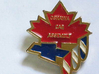 Buick Pflanze Pin Automobilia Oshawa Kanadische Montage Zone Employee Dealer Pin To Have Both The Quality Of Tenacity And Hardness