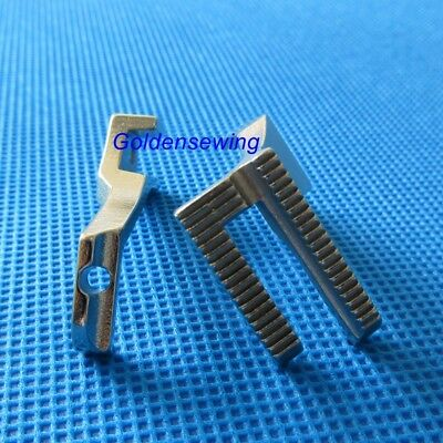 """HIGHLEAD GC0318-1 Walking Foot  Piping /& Welting Feet 1//4/"""""""