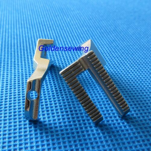 Walking Foot Piping /& Welting Feet For Consew 205RB Yamata FY-5318 Walking Foot