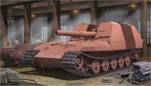 Trumpeter 01540 1 35 Geschützwagen Tiger  Grille   | Online einkaufen