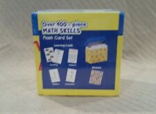 400 Piece Math Skills Flash Card Set by Learning Playground