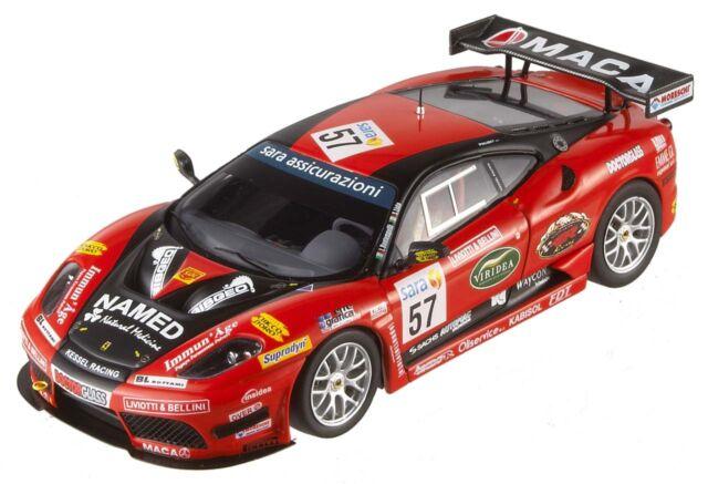 "HOTWHEELS ELITE 1/43 FERRARI 430 GT3 ""Kessel Racing Winner 2009""!!!!"