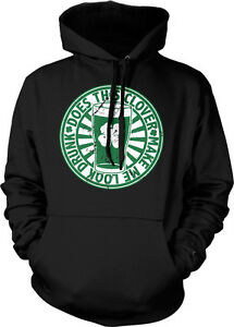 Sweatshirt Clover Drunk This Mens Make Look Me Patrick's Does Day St Hoodie HPpO1qc66