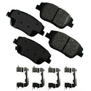 2011-2014 2.4L OEM Front Ceramic Brake Pad Set For Kia Optima