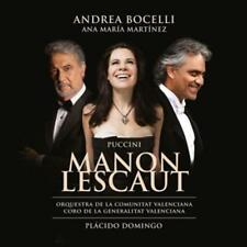 Bocelli - Puccini: Manon Lescaut (OVP)