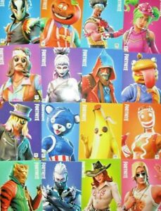 PANINI Fortnite série 1 Trading Cards Series 1 cartes de collection nº # 10 common