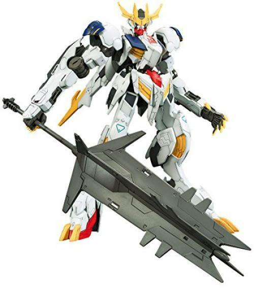 Nuwo 1   100 completo Meccanica Movie Kit Gundam Iron Fathers Barbatos