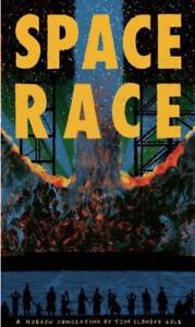 Space-Race-Leporello-Por-Tom-Clohosy-Cole-Nuevo-Libro-Gratis-amp-Har