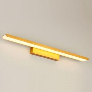 16W LED Lampada da Parete Specchio Trucco Punti Luce SMD 3014 doccia oro spazzolato sala
