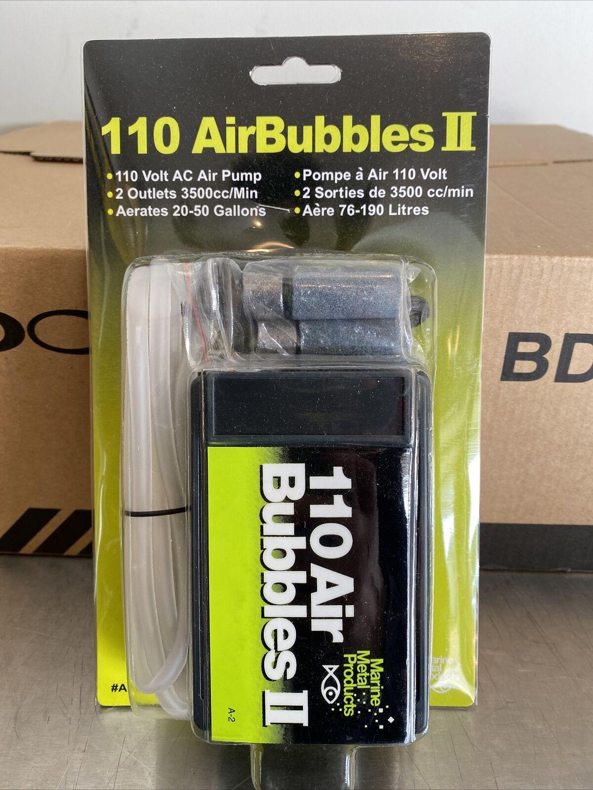 Marine Metal 110volt Air Sports Fitness Features Bubbles Pump for sale online