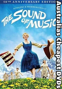 The-Sound-Of-Music-DVD-NEW-FREE-POSTAGE-WITHIN-AUSTRALIA-REGION-ALL