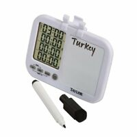 Taylor 5849 Quad Kitchen Timer With Whiteboard , New, Free Shipping on sale