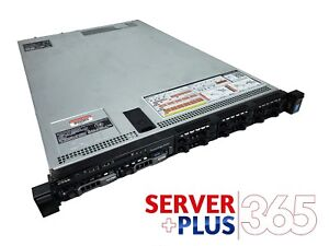 Dell-PowerEdge-R630-Server-2x-E5-2667-V3-3-2GHz-8Core-32GB-4x-Tray-H730