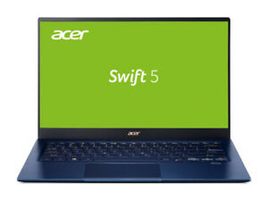 "Acer Swift 5 - 14"" Laptop Intel Core i7-1065G7 1.3GHz 16GB Ram 1TB SSD Win10Home"