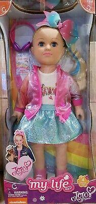 Dance Party Blond My Life As JoJo Siwa Doll 2019 18 inch Soft Torso Doll