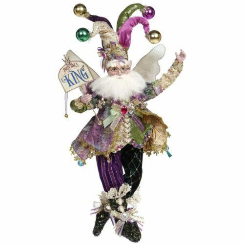 16 inches Mark Roberts 2021 Mardi Gras Fairy Figurine Medium
