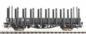 Piko-54646-HO-Gauge-Classic-NS-S-LWR-84008-Stake-Wagon-III