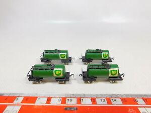 Cd339-0-5-4x-schiebetrix-Minitrix-pista-n-834-vagones-bp-muy-bien