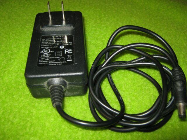 12V AC Adapter 4Aoyuan AY030A-BF122-US For Insignia NS-19220NA16 TV Power Supply