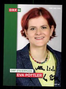 Autogramme & Autographen Aufrichtig Eva Pöttler Autogrammkarte Original Signiert # Bc 120901 Original, Unzertifiziert