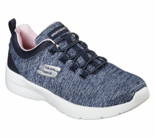 Skechers DYNAMIGHT 2.0 IN A FLASH 12965 Nvpk NAVY Trainer