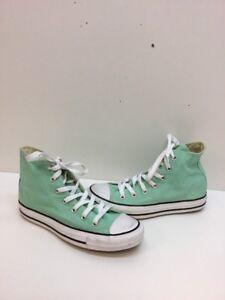 c304de3aa88c Converse Chuck Taylor All Star Mint Canvas High Top Shoes Mens Size ...