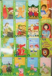Read-it-Yourself-with-Ladybird-Level-2-16-Books-Collection-Old-Version-Brand-New