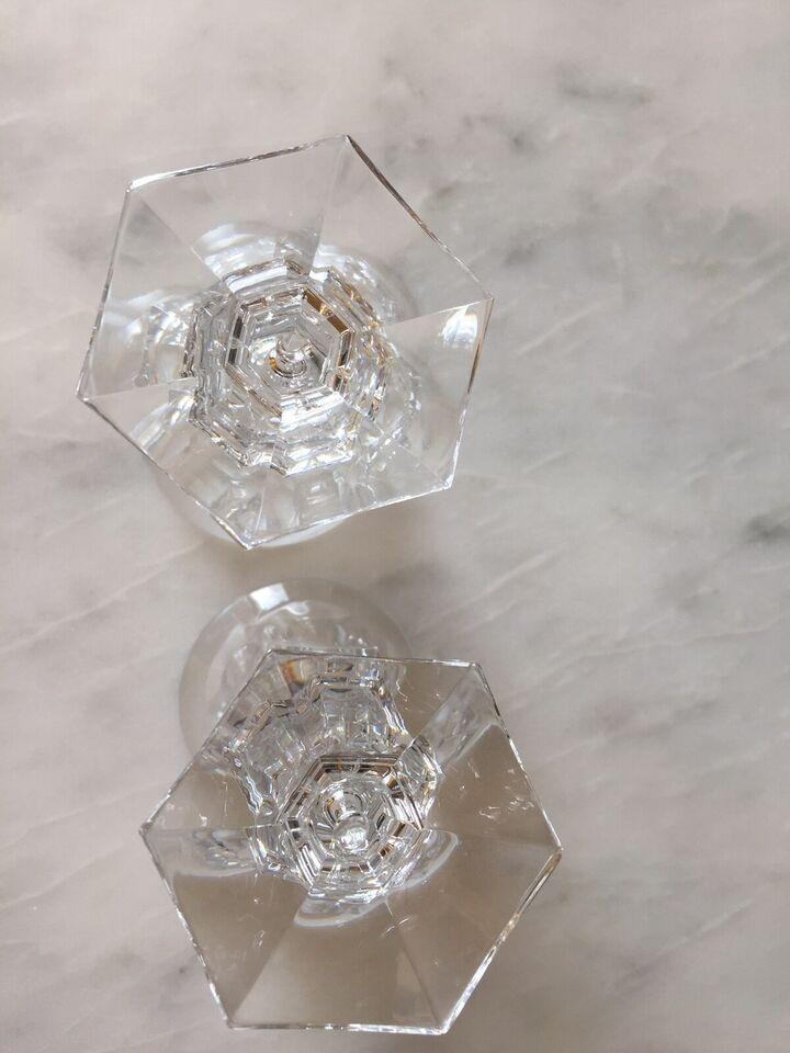 Glas, Krystal sherryglas