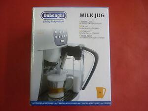 Image Is Loading Australian Delonghi Coffee Machine Milk Jug For Esam4500