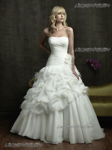Abiti Da Sposa Cerimonia.Abito Da Sposa Cerimonia Donna Matrimonio Festa Tg 44 In Pronta