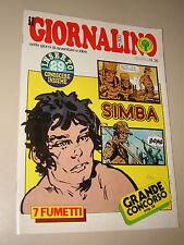 IL GIORNALINO=1979/20=SIMBA FUMETTO= ROGER DE VLAEMINCK=GIANNI BONCOMPAGNI=