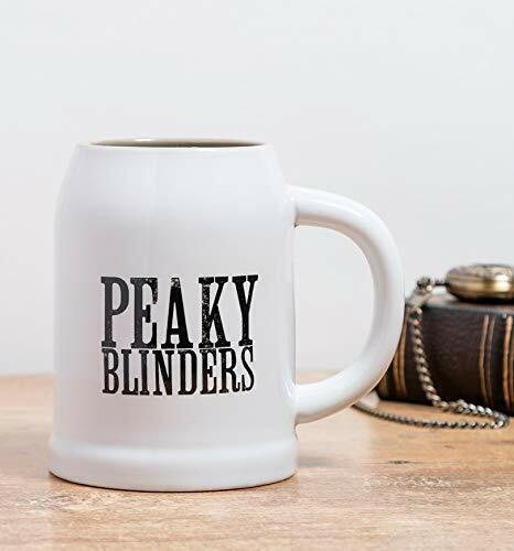 Officiel patraque oeillères par ordre de Céramique Stein Tankard Mug Boîte Cadeau