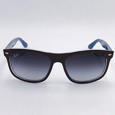 Ray Ban RB4226 6189/8G Brown Square Frame w/ Gradient Gray Lenses