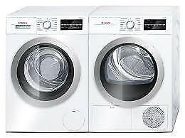 Bosch 24 inch Washer & VENT LESS Dryer Combo SET (WAT28400UC & WTG86403UC) Energy Star Brand New $1799.00 NO TAX. Toronto (GTA) Preview
