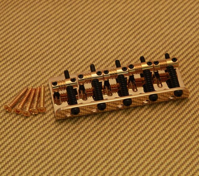 Buy Fender American Deluxe V 5 String Gold Bass Bridge 0058328000