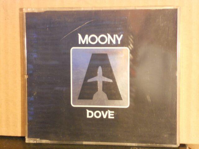 MOONY - DOVE - 4 tracks versins -CDS SLIM CASE  2002 ANDREA T. MENDOZA