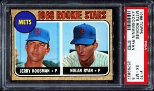 1968-Topps-177-NOLAN-RYAN-RC-New-York-Mets-GRADED-PSA-6