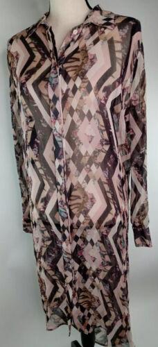Zimmerman Women's 3 Collared Long Sleeve Multicolo