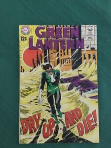 Green-Lantern-65-1968-Fine-6-0-Off-White-Pages
