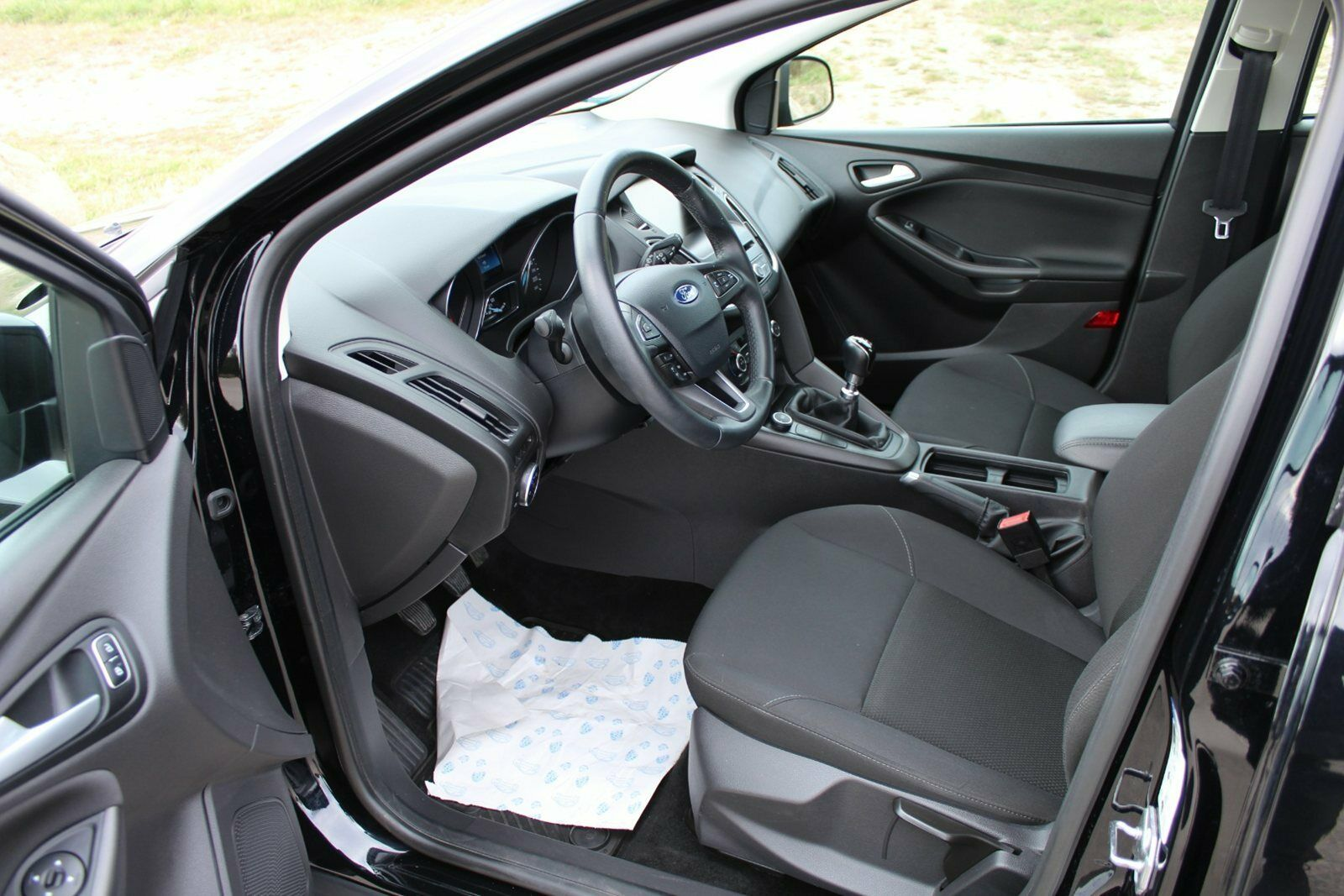 Ford Focus 1,0 SCTi 125 Business stc. - billede 8